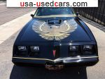 Car Market in USA - For Sale 1981  Pontiac Trans Am