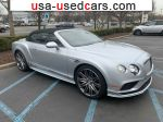 Car Market in USA - For Sale 2016  Bentley Continental