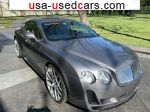 Car Market in USA - For Sale 2010  Bentley Continental