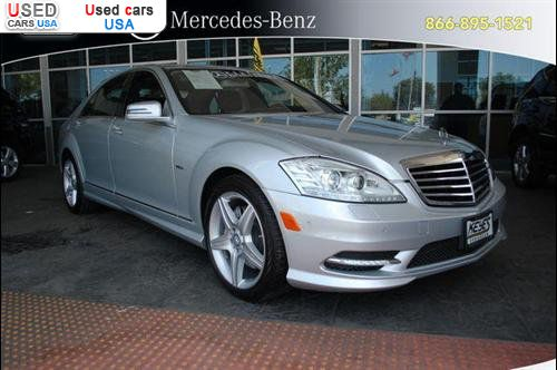 For sale 2010 passenger car mercedes s benz 3 5l v6 for Mercedes benz insurance cost