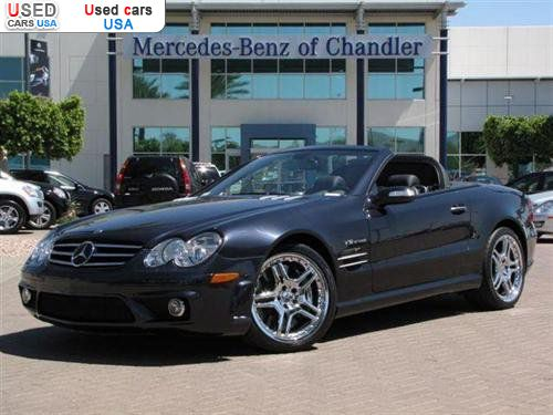 Car Market in USA - For Sale 2008  Mercedes Sl -Benz  AMG