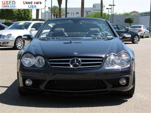 For sale 2008 passenger car mercedes sl benz amg for Mercedes benz of chandler arizona