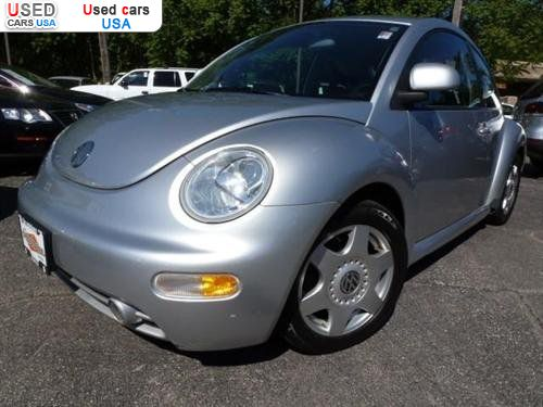 For Sale 1998 passenger car Volkswagen New Beetle Beetle, Evanston, insurance rate quote, price ...