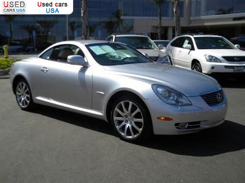 for sale 2009 passenger car lexus sc 430 convertible 2d escondido insurance rate quote price. Black Bedroom Furniture Sets. Home Design Ideas