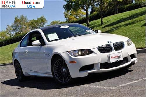 for sale 2009 passenger car bmw m3 coupe pleasanton. Black Bedroom Furniture Sets. Home Design Ideas