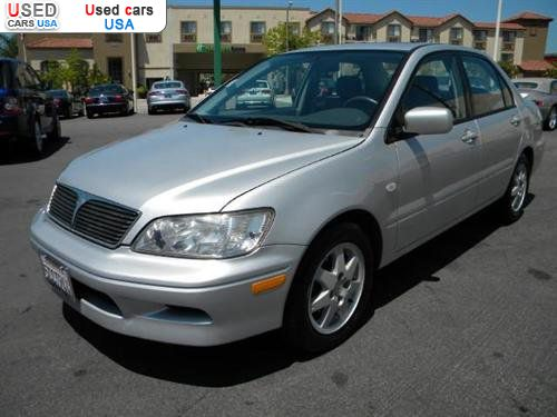 For Sale 2003 Passenger Car Mitsubishi Lancer Ls Redondo
