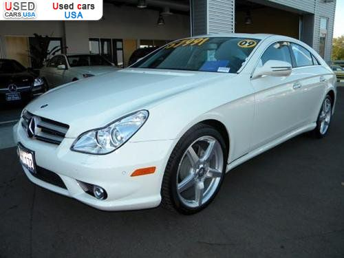 For sale 2009 passenger car mercedes cls benz 5 5l for Mercedes benz insurance cost