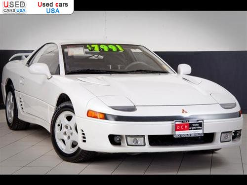 For Sale 1992 penger car Mitsubishi 3000GT SL, Simi Valley ...