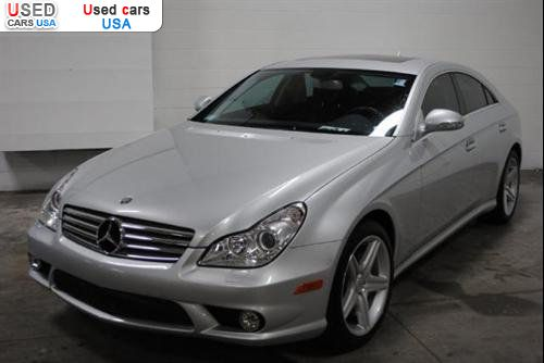 For sale 2008 passenger car mercedes cls benz 5 5l for Mercedes benz insurance cost