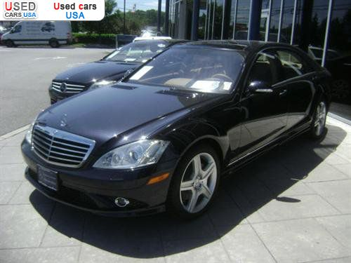 for sale 2008 passenger car mercedes s benz 5 5l v8 union insurance rate quote price 62499. Black Bedroom Furniture Sets. Home Design Ideas