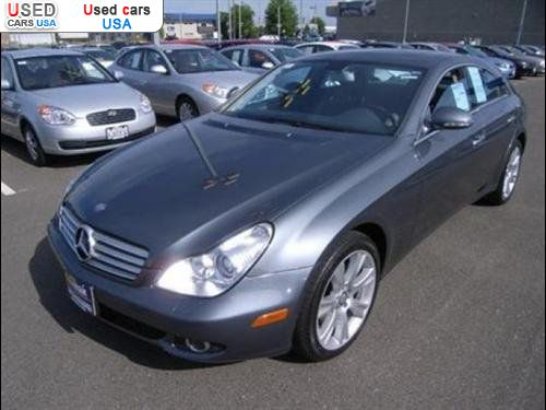 For sale 2008 passenger car mercedes cls benz 5 5l costa for Mercedes benz insurance cost