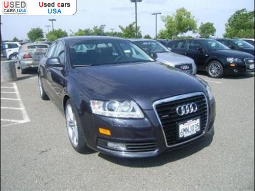 For Sale 2010 passenger car Audi A6 3.0T Prestige, Roseville, insurance rate quote, price 44998 ...