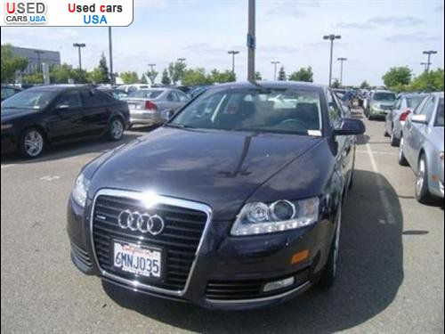 for sale 2010 passenger car audi a6 3 0t prestige. Black Bedroom Furniture Sets. Home Design Ideas