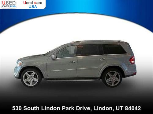 For sale 2010 passenger car mercedes gl benz 5 5l lindon for Mercedes benz of lindon lindon ut