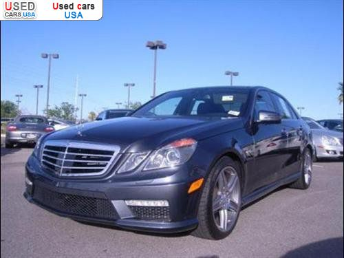 For sale 2011 passenger car mercedes e benz 6 3l amg for Mercedes benz insurance cost