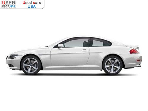 for sale 2008 passenger car bmw m6 coupe roswell. Black Bedroom Furniture Sets. Home Design Ideas