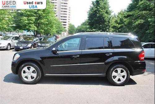 For sale 2010 passenger car mercedes gl benz 4 6l for Mercedes benz arlington service center