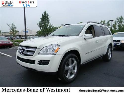 For sale 2009 passenger car mercedes gl benz 3 0l bluetec for Mercedes benz insurance cost