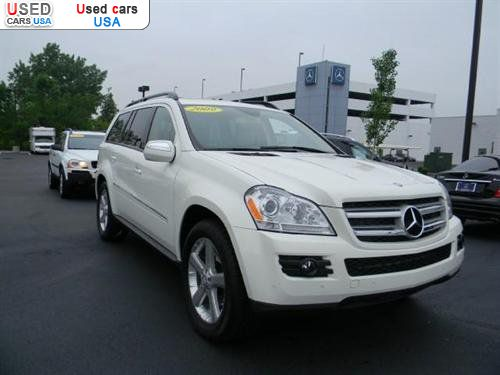 For Sale 2009 Passenger Car Mercedes Gl Benz 3 0l Bluetec