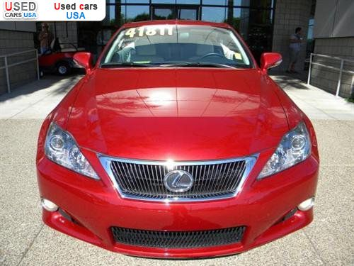 for sale 2010 passenger car lexus is 250c base tempe insurance rate quote price 41811 used. Black Bedroom Furniture Sets. Home Design Ideas