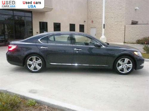 for sale 2008 passenger car lexus ls 460 lwb oxnard. Black Bedroom Furniture Sets. Home Design Ideas