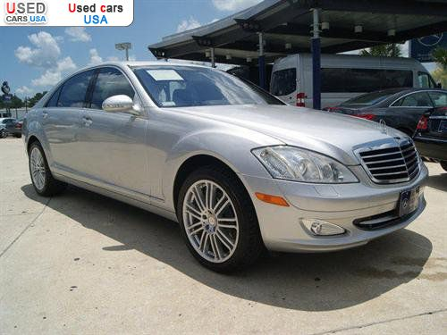 for sale 2008 passenger car mercedes s benz 5 5l v8 baton rouge insurance rate quote price. Black Bedroom Furniture Sets. Home Design Ideas