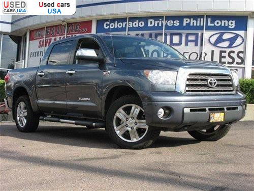 for sale 2008 passenger car toyota tundra ltd colorado springs insurance rate quote price. Black Bedroom Furniture Sets. Home Design Ideas