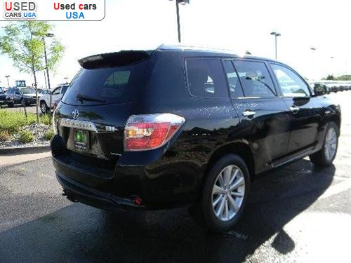 for sale 2008 passenger car toyota highlander hybrid hybrid limited englewood insurance rate. Black Bedroom Furniture Sets. Home Design Ideas