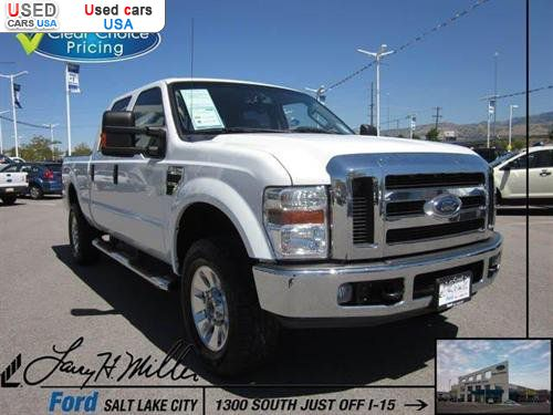 for sale 2008 passenger car ford f 350 super duty salt lake city insurance rate quote price. Black Bedroom Furniture Sets. Home Design Ideas