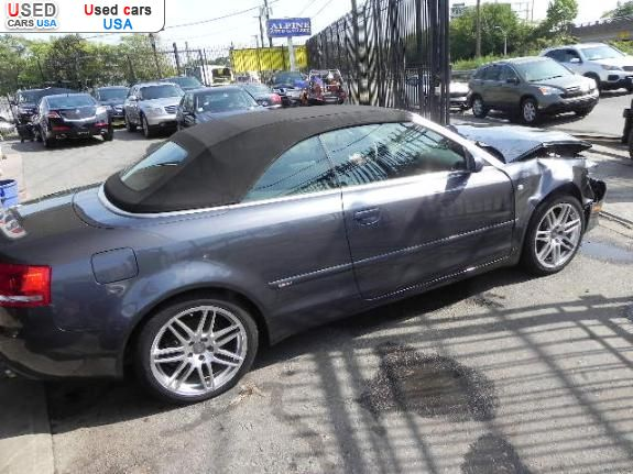 Car Market in USA - For Sale 2009  Audi A4