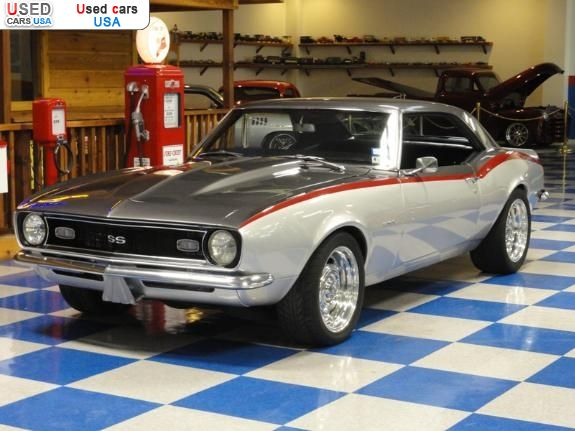 for sale 1968 passenger car chevrolet camaro insurance rate quote price 29900 used cars. Black Bedroom Furniture Sets. Home Design Ideas