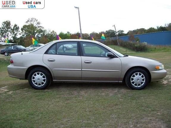 for sale 2003 passenger car buick century raymond insurance rate quote price 3995 used cars. Black Bedroom Furniture Sets. Home Design Ideas