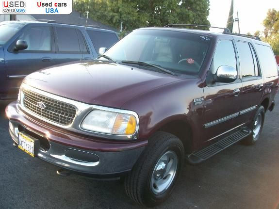for sale 1998 passenger car ford expedition stockton insurance rate quote price 6777 used cars. Black Bedroom Furniture Sets. Home Design Ideas