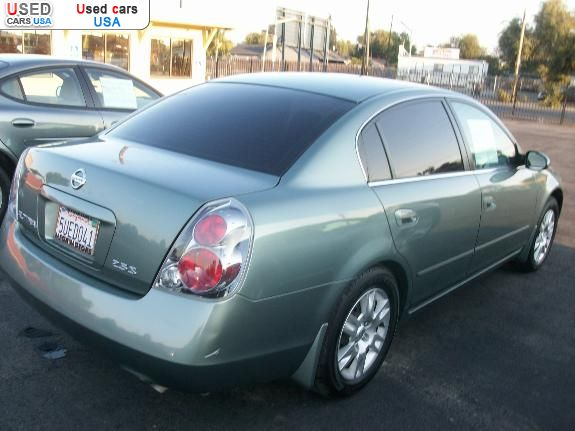 2015 Nissan Altima >> For Sale 2006 passenger car Nissan Altima, Stockton, insurance rate quote, price 11995$. Used cars.