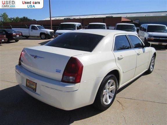 For Sale 2006 Passenger Car Chrysler 300 Tulsa Insurance
