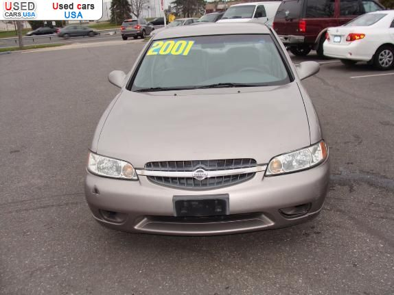 for sale 2001 passenger car nissan altima bohemia insurance rate quote price 3690 used cars. Black Bedroom Furniture Sets. Home Design Ideas