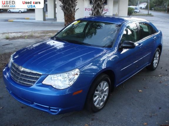 For Sale 2008 Passenger Car Chrysler Cirrus Panama City