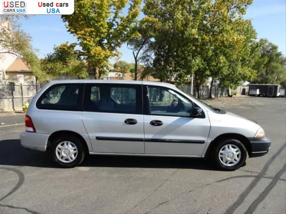 Car Market in USA - For Sale 2003  Ford Windstar
