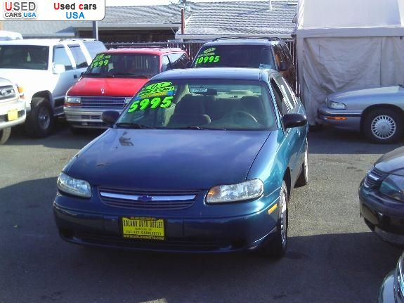 for sale 2003 passenger car chevrolet malibu fairfield insurance rate quote price 5995 used. Black Bedroom Furniture Sets. Home Design Ideas