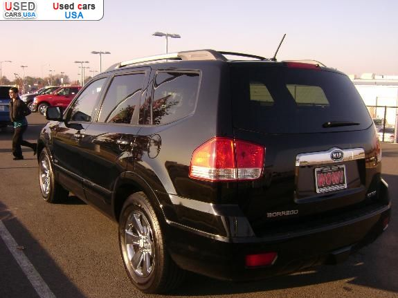 for sale 2009 passenger car kia borrego kennewick insurance rate quote price 24488 used cars. Black Bedroom Furniture Sets. Home Design Ideas