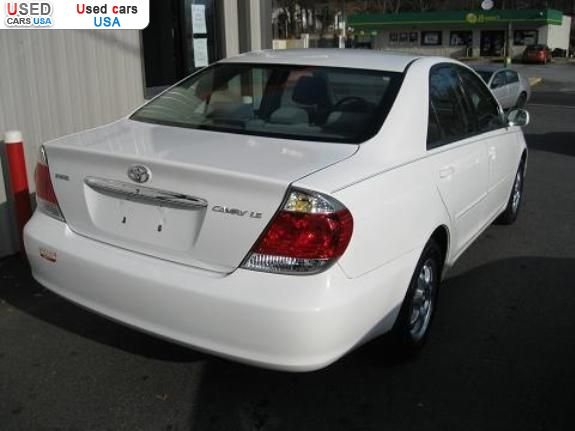 Car Market in USA - For Sale 2006  Toyota Camry