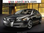 2008 Acura TL Navigation Package Sedan  used car