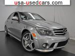 2009 Mercedes C -Benz  6.3L AMG  used car
