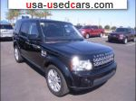 2011 LR4 LUX  used car