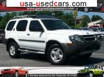 2002 Nissan Xterra  used car