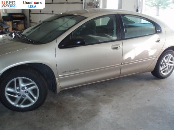 Sale 2001 Dodge Intrepid