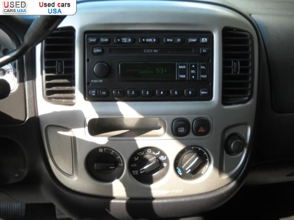 For Sale 2004 Passenger Car Ford Escape Rockville Insurance Rate Rhusausedcars: 2004 Ford Escape Radio At Gmaili.net