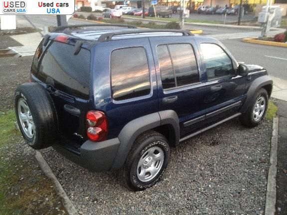 for sale 2007 passenger car jeep liberty roseburg insurance rate quote price 10995 used cars. Black Bedroom Furniture Sets. Home Design Ideas