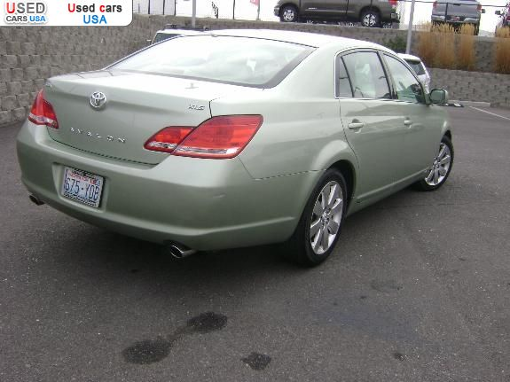 for sale 2005 passenger car toyota avalon kennewick insurance rate quote price 17488 used cars. Black Bedroom Furniture Sets. Home Design Ideas