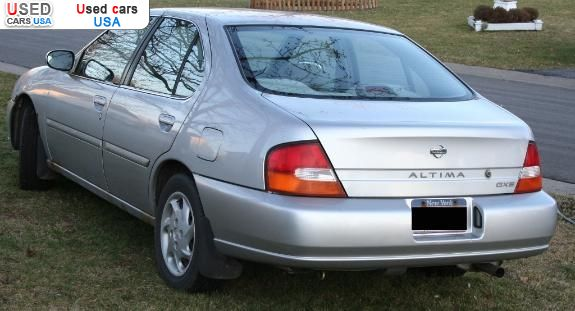 2005 Nissan Altima For Sale >> For Sale 1999 passenger car Nissan Altima, Rochester, insurance rate quote, price 1700$. Used cars.